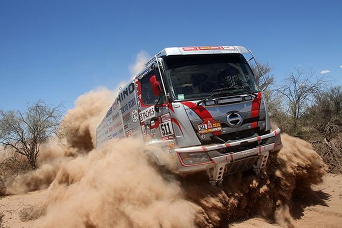 Dakar Rally2